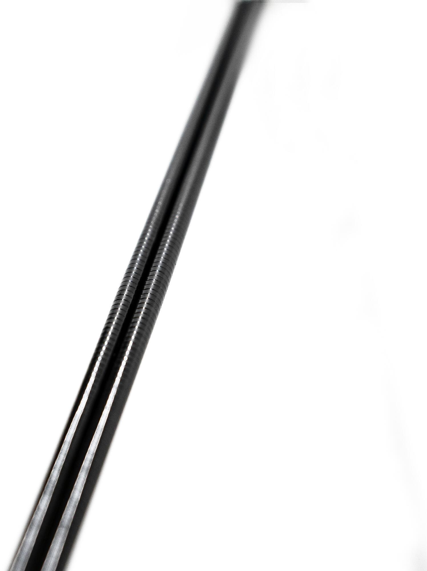 Rurki Stożkowe Ze Zwijanego Karbonu 900 7,5 Mm / 6 Mm / Dł. 82,5 Cm
