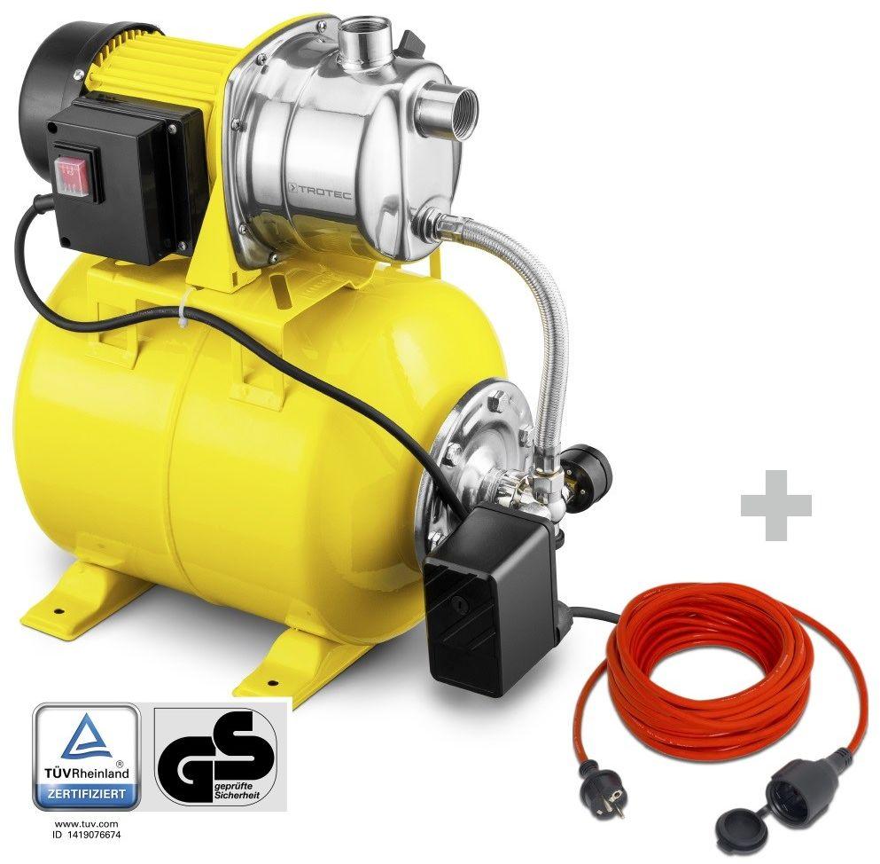 Hydrofor TGP 1025 ES + Przedłużacz jakościowy 15 m / 230 V / 1,5 mm