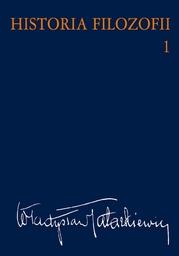 Historia filozofii Tom 1. Filozofia starożytna i średniowieczna - Ebook.