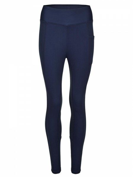 Legginsy TORNIO WINTER - BUSSE - navy