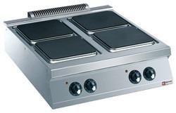 Kuchnia elektryczna nastawna 4 płytowa 16000W