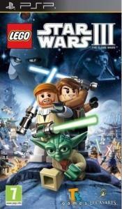 LEGO Star Wars III Clone Wars PSP