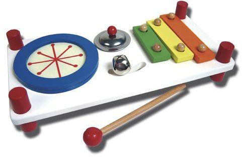 Reig Drewniany muzyczny stół perkusyjny