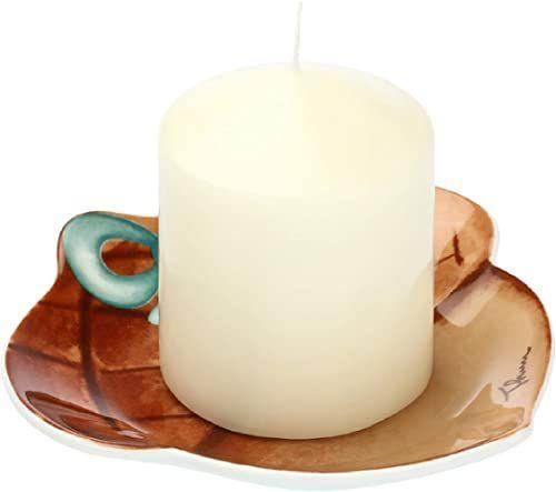 Thun Prelude zimowy świecznik, wielokolorowy