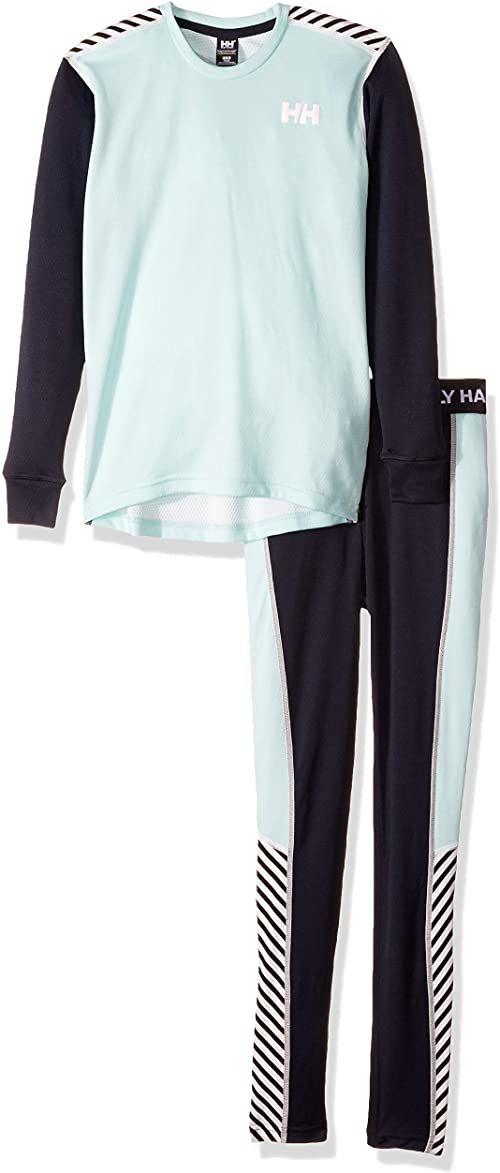Hellyhansen chłopięcy aktywny garnitur, niebieski odcień, rozmiar 14