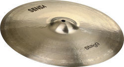 "Stagg SEN-CM16B - Talerz perkusyjny, Crash 16"""
