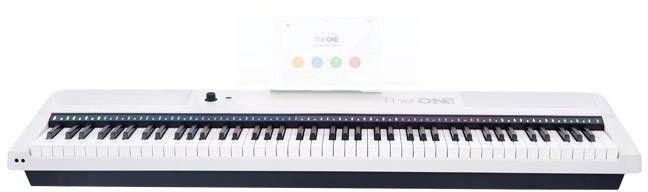 The One - Smart Keyboard PRO - Black