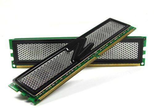OCZ Vista Upgrade DDR2 PC2-5400 pamięć operacyjna 4 GB Kit (2 x 2 GB, 667 MHz, CL5)