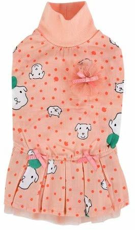 Catspia CATA-OP9474-IP-L PIXIE Indian sukienka dla kota, L, różowa