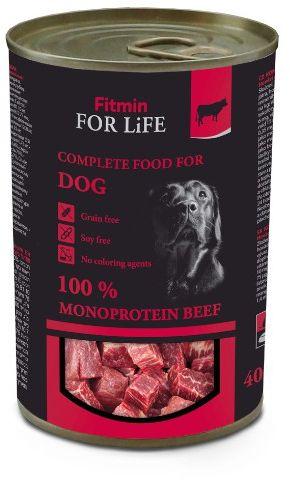 Fitmin Dog Konserwa Beef 400g