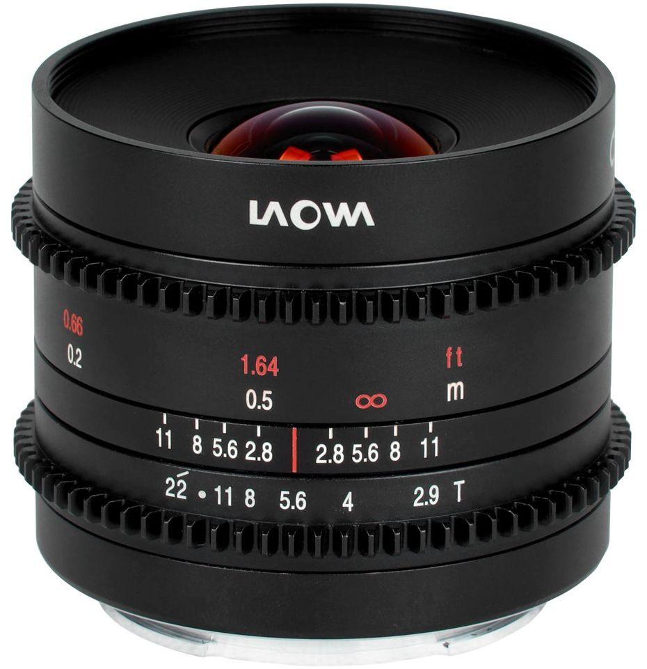 Obiektyw Venus Optics Laowa 9mm T2,9 Zero-D Cine Sony E