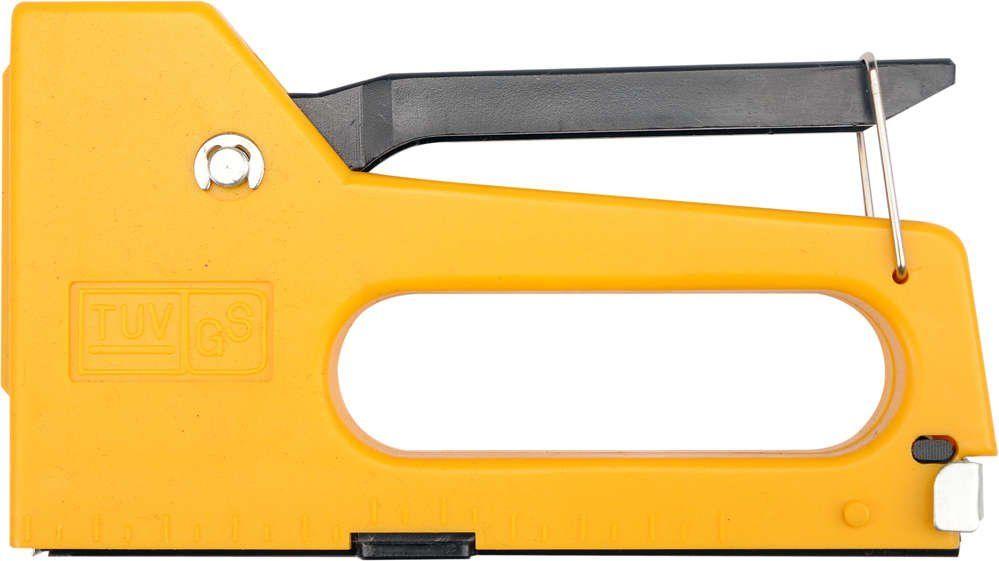 Zszywacz tapicerski 4 - 8mm korpus plastikowy Vorel 71000 - ZYSKAJ RABAT 30 ZŁ