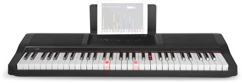 The One - Light Keyboard Black