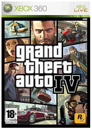 GTA IV Complete Ed. X360
