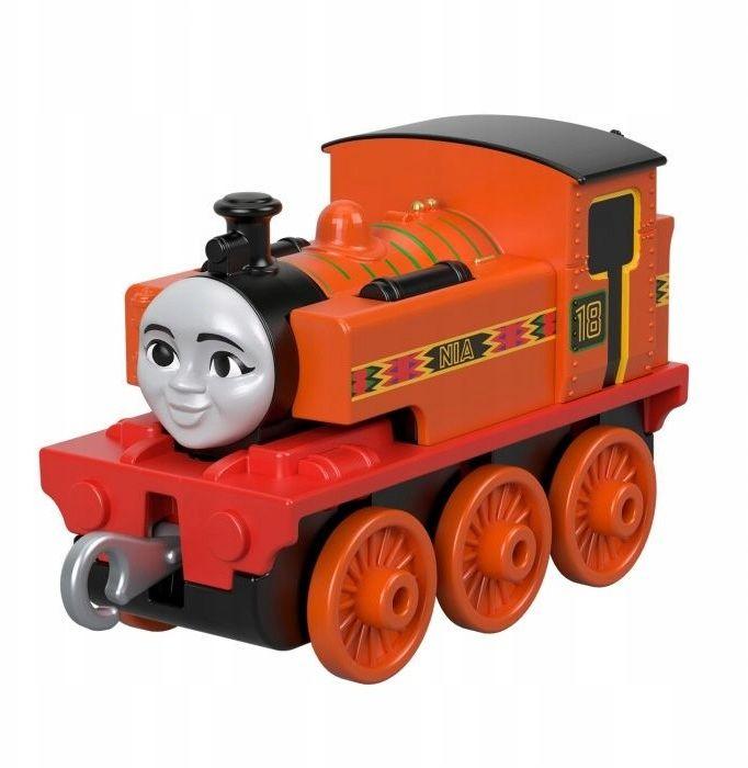 Fisher-Price - Track Master Nia lokomotywa Popchnij i jedź FXX02
