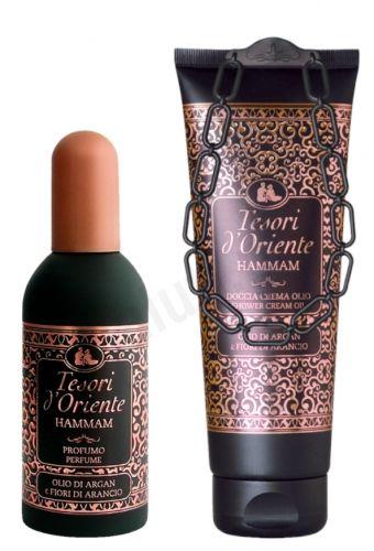 Tesori d''oriente Zestaw - HAMMAM (perfumy+żel pod prysznic)
