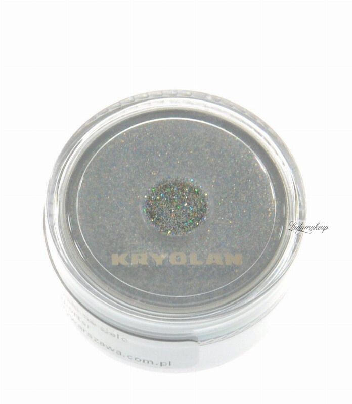 KRYOLAN - Drobny Brokat Do Ciała 25/200 - ART. 2901/03 - MULTICOLOR
