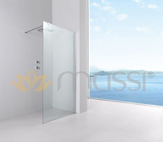 Ścianka prysznicowa WALK IN FIX 110x195cm