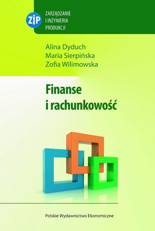 Finanse i rachunkowość - Maria Sierpińska - ebook