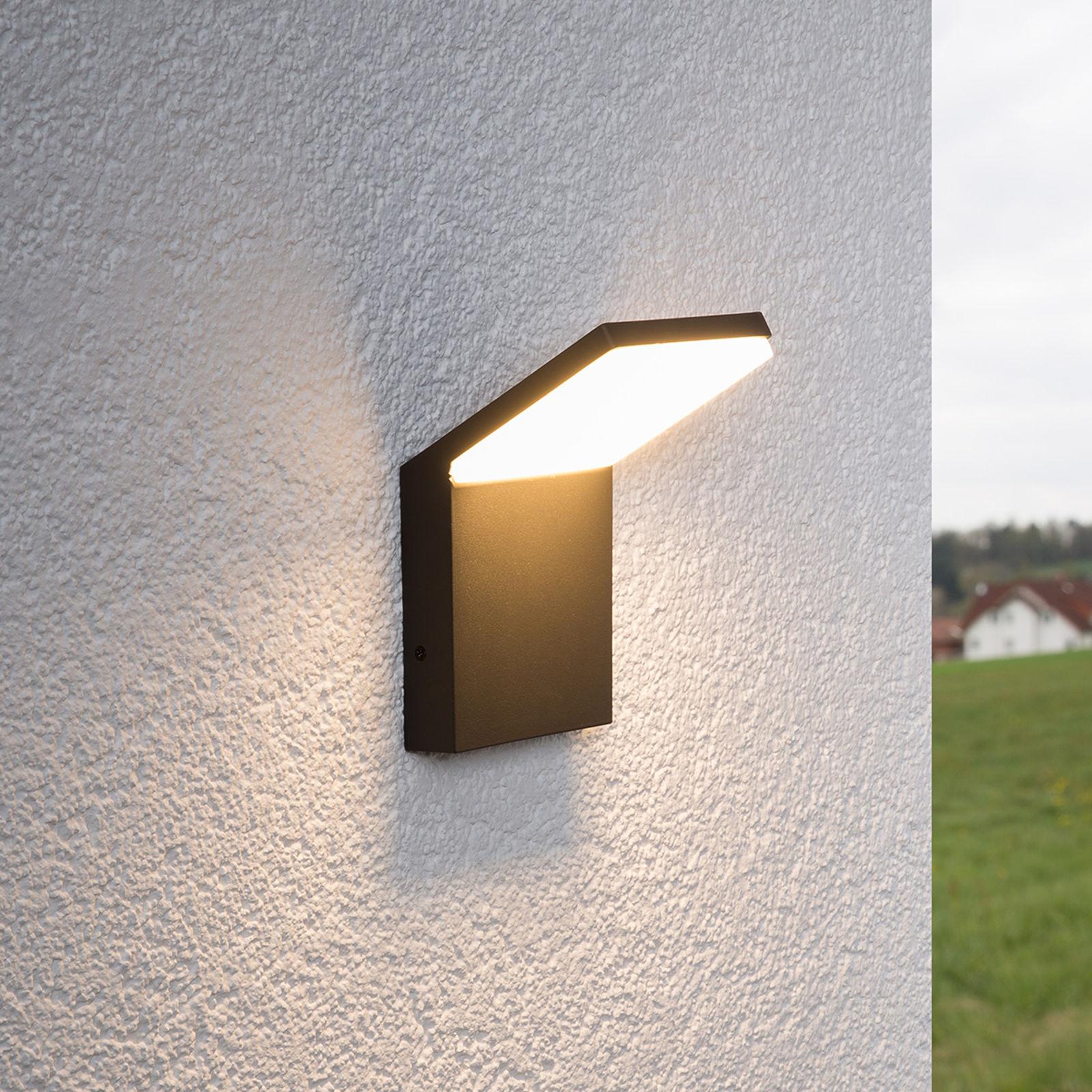 NEVIO - zewnętrzna lampa ścienna LED
