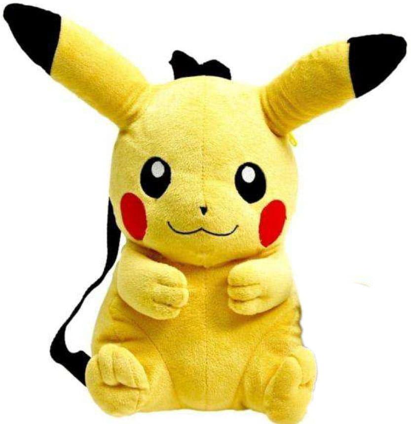 Plecaczek Pokemon - Pikachu (Pluszowy)