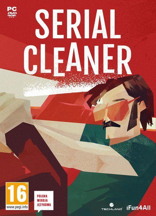 Serial Cleaner PC ZAKŁADKA DO KSIĄŻEK GRATIS DO KAŻDEGO ZAMÓWIENIA