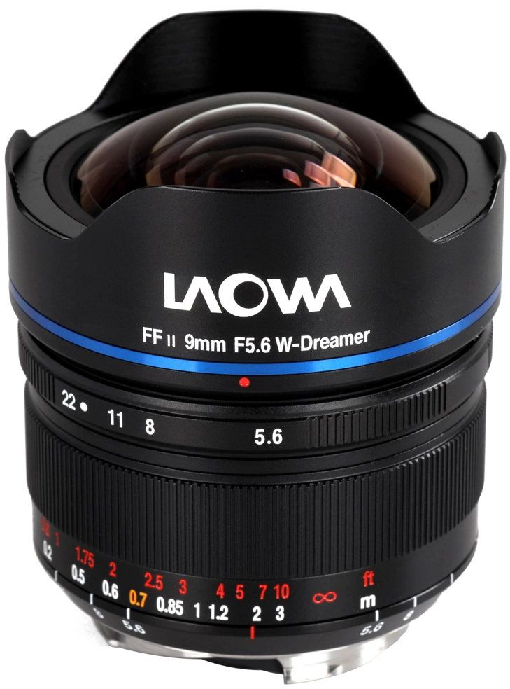 Obiektyw Venus Optics Laowa 9mm f/5,6 FF RL Leica M czarny
