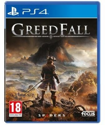 GreedFall PL (PS4)
