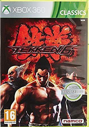 Tekken 6 X360
