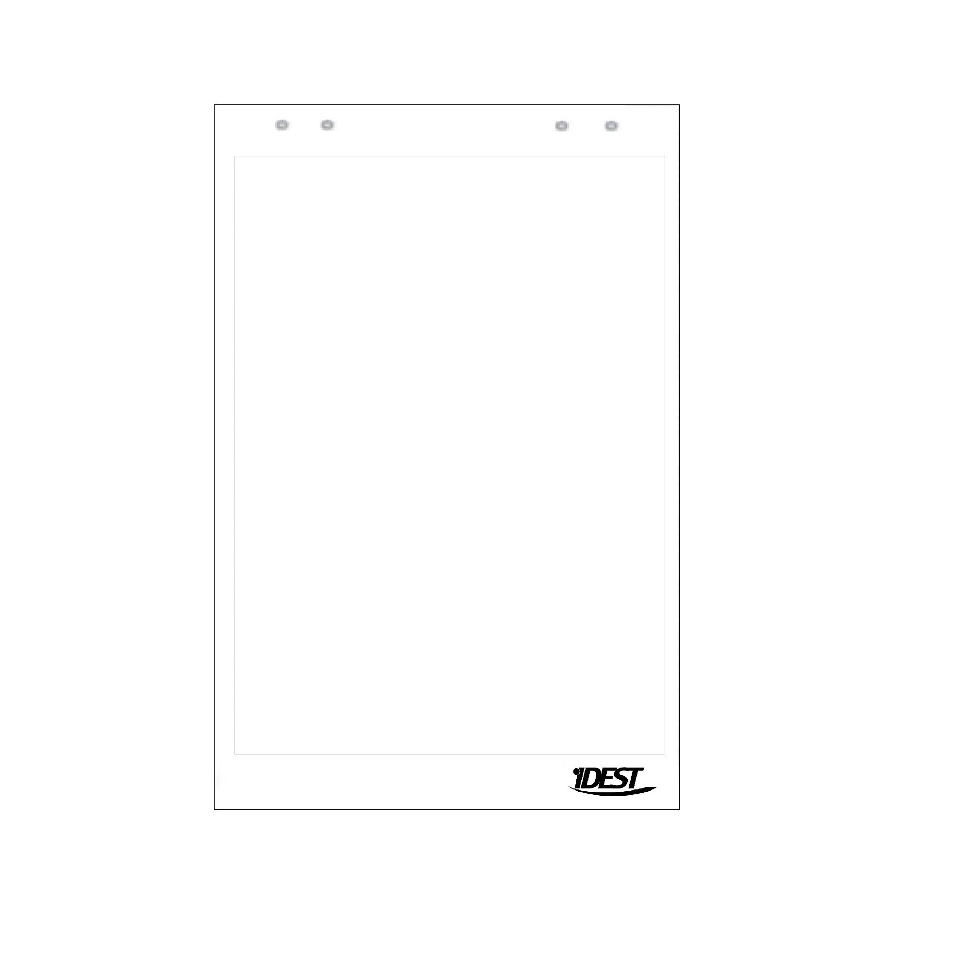 Blok flipchart A1/30 gładki 2x3