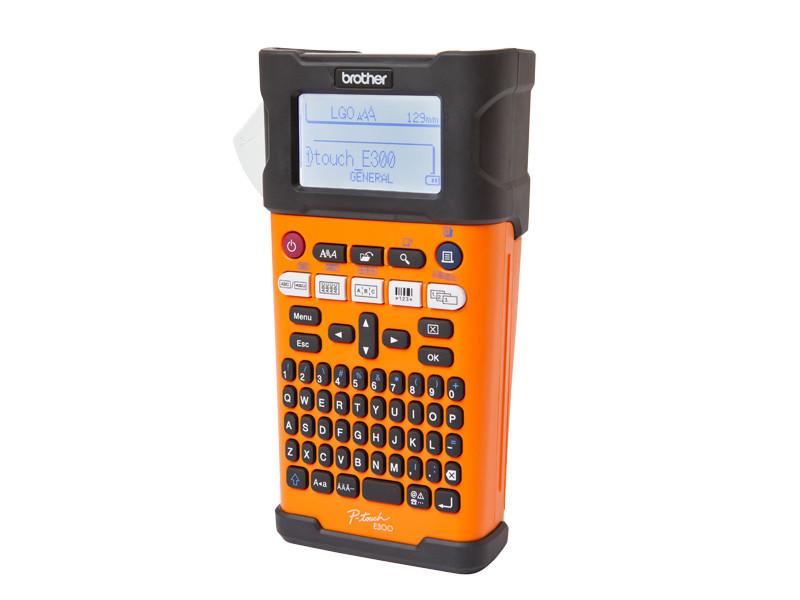 Brother PT-E300VP PTE300VPYJ1 s kufrem drukarka etykiet
