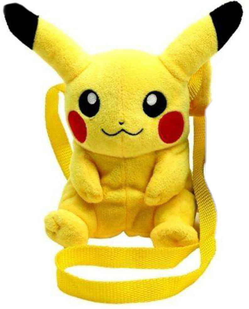 Saszetka na ramię Pokemon - Pikachu (pluszowa)