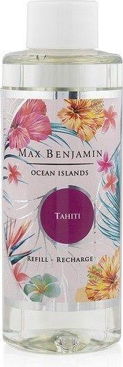 Luksusowy Olejek do dyfuzorów Max Benjamin - Ocean Islands - Tahiti - 150ml
