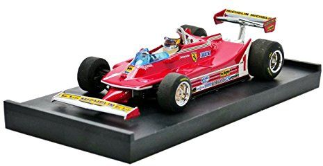 Brumm  r574ch  Ferrari  312 T5  GP Argentyna 1980  skala 1/43  czerwony