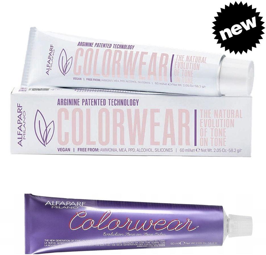 Alfaparf Color Wear farba do włosów bez amoniaku 60ml