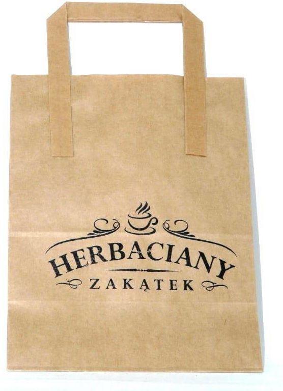 Papierowa torebka prezentowa