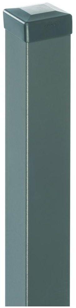 Słupek ogrodzeniowy 5 x 5 x 200 cm antracytowy POLBRAM