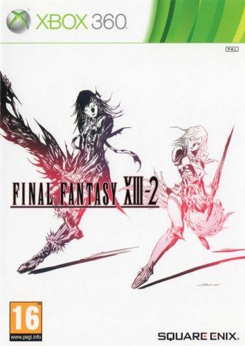 Final Fantasy XIII-2 X360