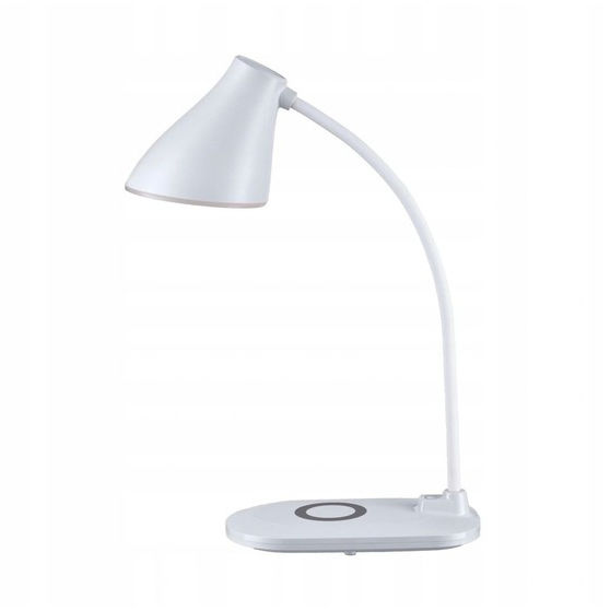 Lampa biurkowa LED z funkcją ładowania WHITE LC6