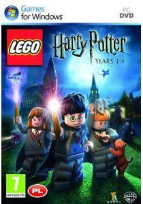 LEGO Harry Potter 1-4 PC