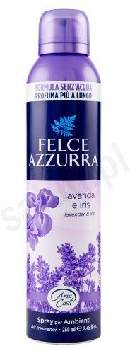 Felce Azzurra Lawenda - odświeżacz powietrza w sprayu (250ml) (Nowa Odsłona)