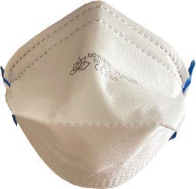 Maska bez zaworka DUCK FFP2 - gumki za głowę 20 sztuk