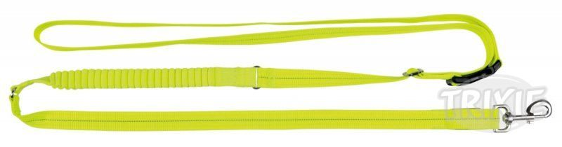 YOGGING Leash Shining USB Neon Yellow