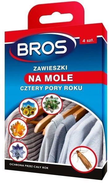 Zawieszka na mole Bros