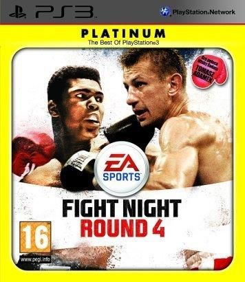 Fight Night Round 4 PS 3