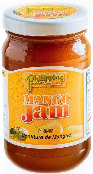 Dżem z mango, konfitura 300g - Philippine Brand
