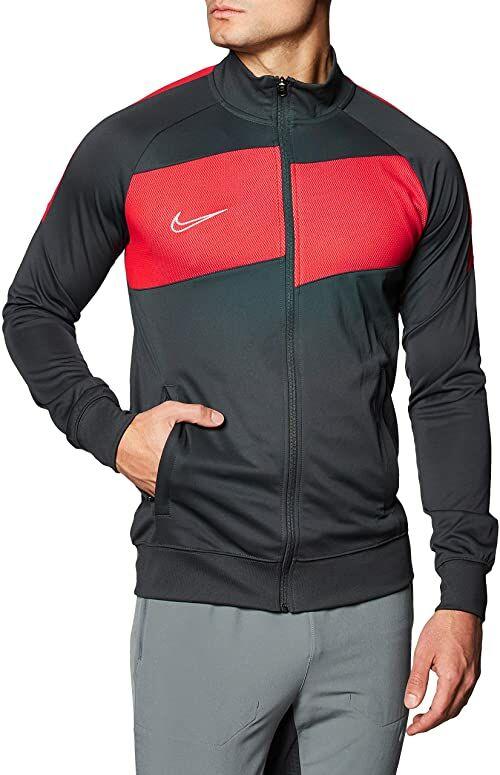 Nike Nike Dri-fit Academy kurtka męska wielokolorowa wielokolorowy (antracyt/University Red/White) XXL