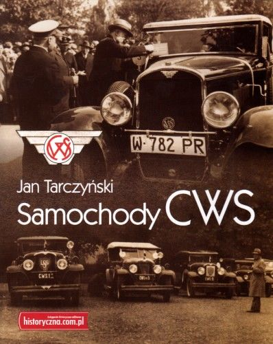 SAMOCHODY CWS Jan Tarczyński
