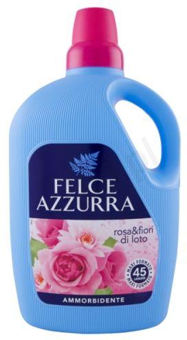 Felce Azzurra Róża i Kwiat lotosu - Płyn do płukania tkanin (3L- 45p)
