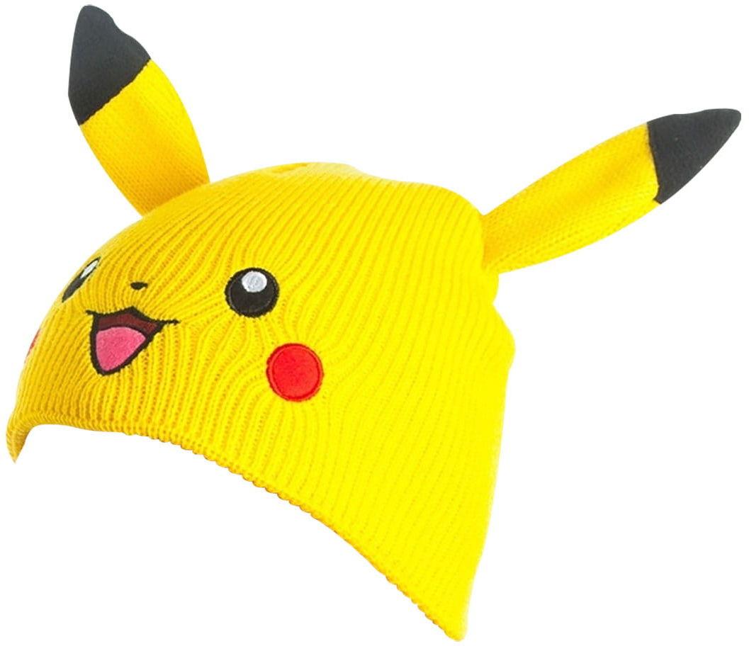 Czapka Pokemon - Pikachu (zima)
